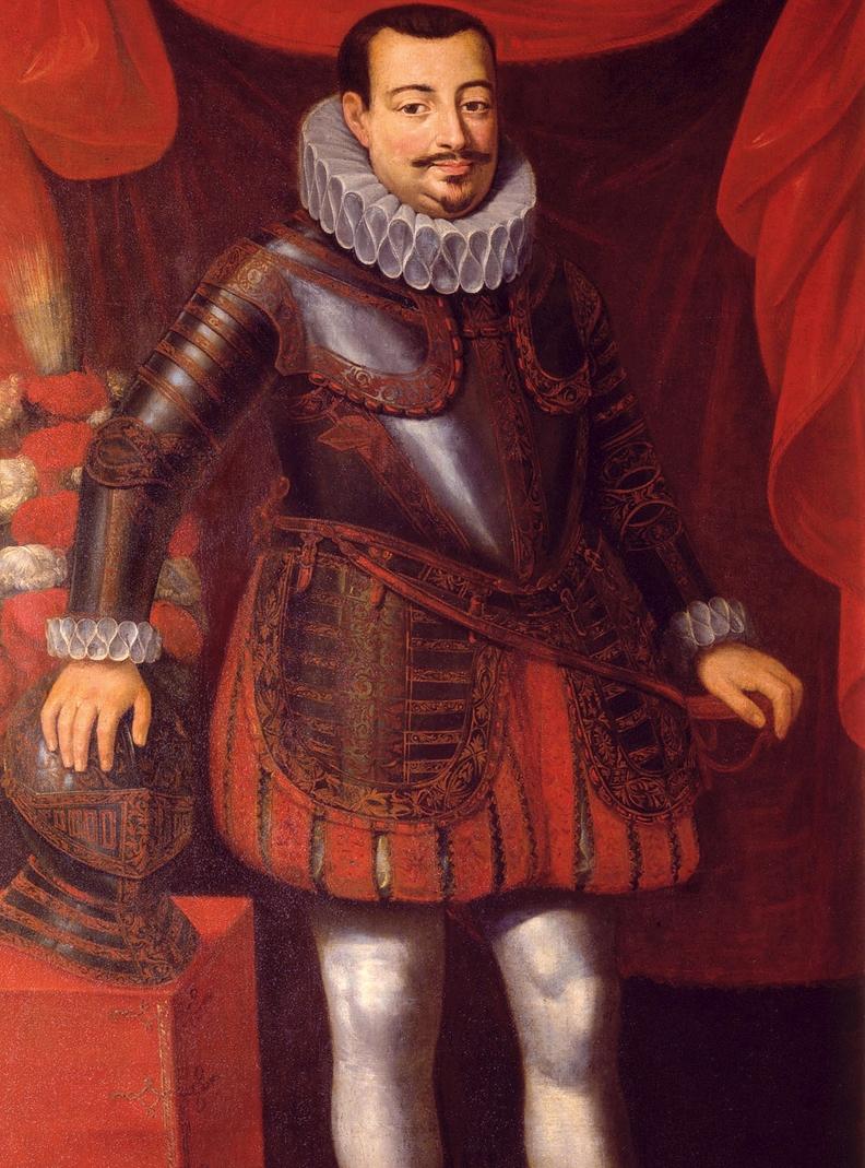 油画《查尔斯·格里马尔迪二世》