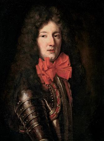 摩纳哥路易一世画像