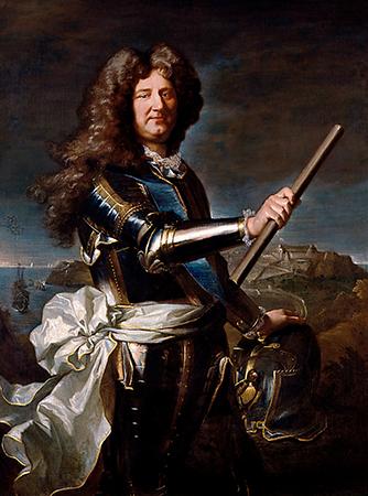 油画《安东尼奥一世》