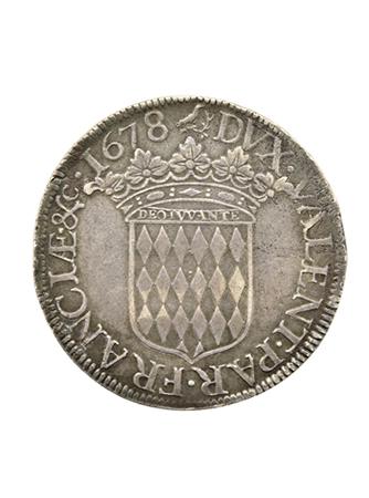路易一世头像埃居(钱币)