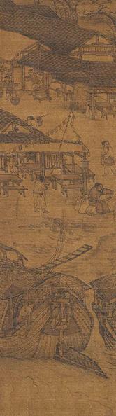王中旭——清明上河图