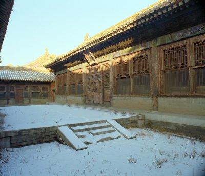 毓庆宫-诸皇子读书之所